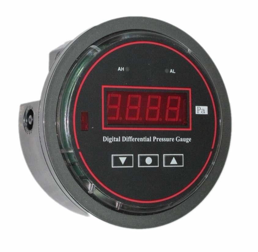 DLT3000型数显式差压表